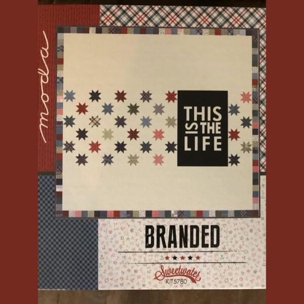 Branded quilt kit